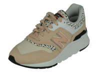 New Balance - 997 - Sneakers in crème-Neutraal