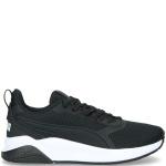 Puma Vista V Sneaker Jongens Zwart