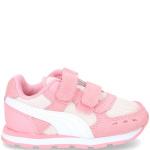 Puma Vista V Sneaker Meisjes Roze